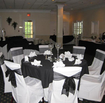 Pinetree CC Wedding